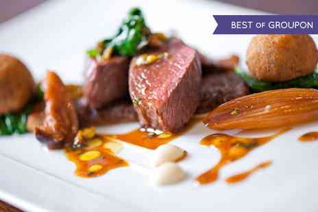 L  Autre Pied - Six Course Tasting Menu For One  - Save 40%