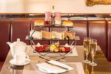 Copthorne Tara Hotel   - Afternoon Tea with Wine for Two  - Save 50%