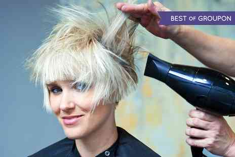 Salon Twenty Seventy   - Cut and Blow Dry with Optional Half Head of Highlights  - Save 0%