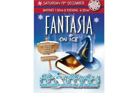 Silver Blades - Child Ticket to Fantasia on Ice  - Save 29%