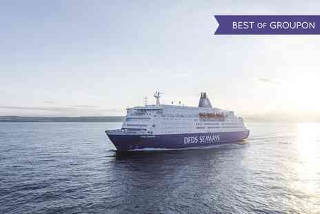 DFDS Seaways - Two Night Return Mini Cruise For Two with DFDS Seaways - Save 0%