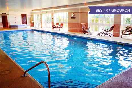 Wyndham Garden Grantham - One night Stay For Two With Breakfast, Dinner And Leisure Access With Option For Spa  - Save 0%