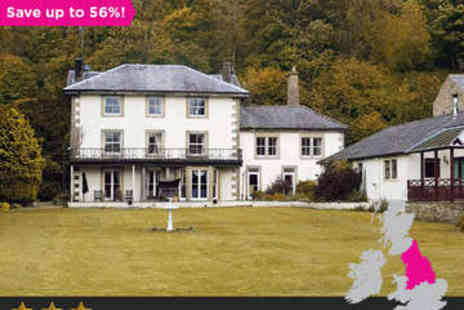 Lovelady Shield Country House Hotel - Overnight in Cumbrian plus Seven Course Dinner - Save 56%