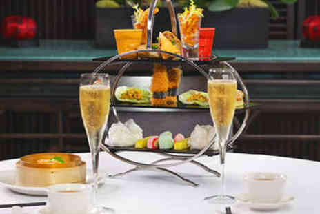 Millennium Hotel - Dim Sum Afternoon Tea and Bellini Cocktail for Two - Save 0%