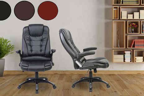Lol Bargains - Reclining Office Chair - Save 52%