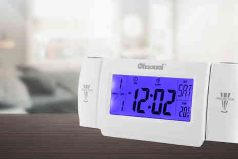 Rose River - Multifunction Digital Alarm Clock - Save 40%