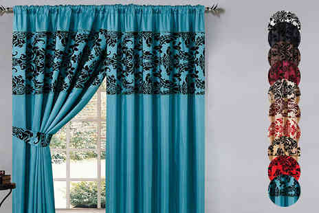 Z & U - Pencil Pleat Curtains - Save 22%