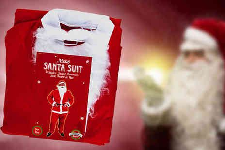 FillMyShelves - Felt Santa Suit - Save 71%