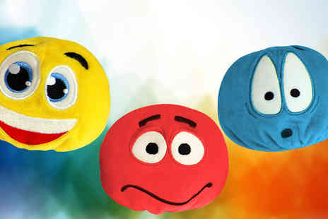 Funky Monkey Gift Shop - Three Emotion Balls - Save 60%