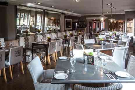 The Orange Tree - Champagne Dinner for Two - Save 0%