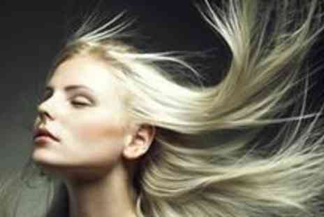 Hairticians - Either a half head of highlights with restyle or cut and blow dry - Save 79%