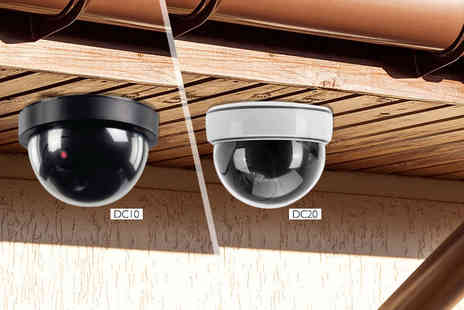 West Base Electronics - Dummy IR LED security surveillance camera - Save 78%