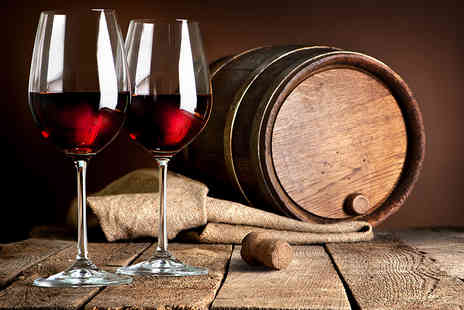 Shawbury Vintners - 90 minute home wine tasting experience for up to six including a bottle of Prosecco - Save 0%