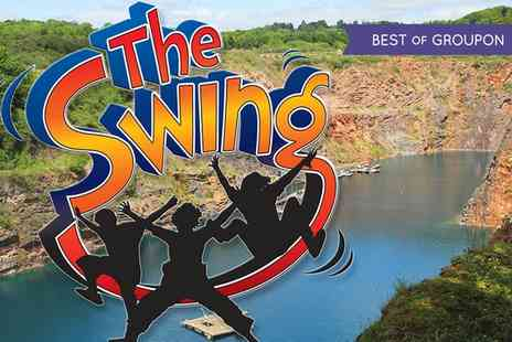National Dive Centre -  245 Feet Giant Swing Experience for One  -  Save 50%