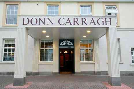 Donn Carragh Hotel - One to Three Nights stay For Two With Breakfast  - Save 0%