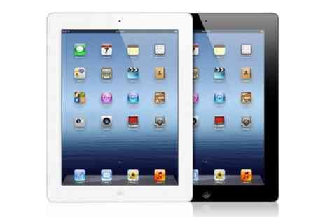 BestBuyPhoto - Refurbished Apple iPad 4 32GB 4G in Black or White With Free Delivery - Save 0%