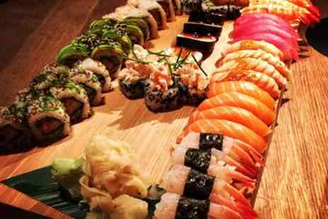 Koi Sushi & Noodle Bar - Sushi Meal For Two  - Save 66%