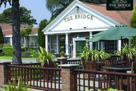 The Bridge Hotel - Spa Package with Meal for Two - Save 50%
