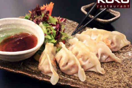 Koko Restaurant - Seven Course Taster Menu with Prosecco for Two - Save 50%