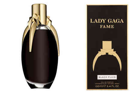 RB Healthcare  - Lady Gaga Fame 100ml Eau de Parfum - Save 67%