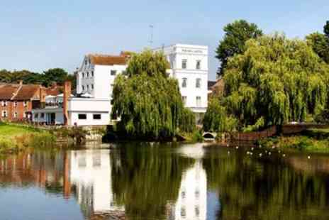 Surya Hotels - Overnight Suffolk Getaway with Dinner & Cream Tea - Save 39%