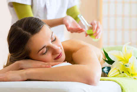 Aje Beauty - One hour aromatherapy or Swedish massage  - Save 65%