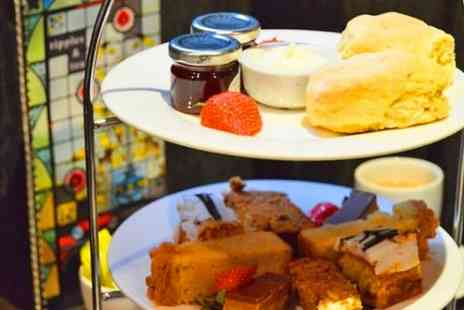 Carmelite   - Afternoon Tea For Two   - Save 50%