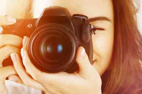 Ariane Photography Studio - Introduction to Digital Photography Workshop   - Save 58%