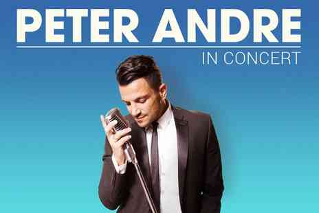 Peter Andre - Peter Andre In Concert:  - Save 0%
