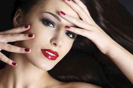 The Cove - Classic or Luxury Manicure with Vinylux or Shellac Polish  - Save 55%