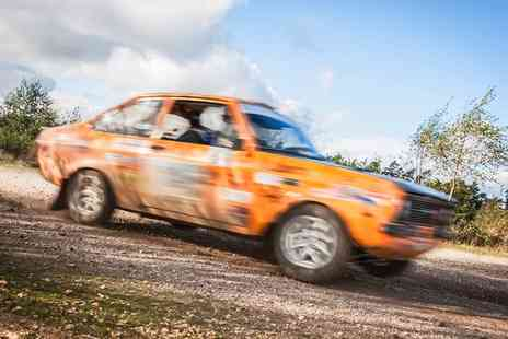 Sportech Motorsport - Three Laps of Tarmac Rally Driving Experience - Save 61%