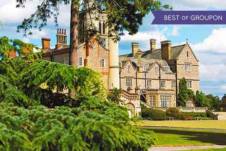 De Vere Horsley Park - One or two Night stay For Two With Breakfast Plus Dinner and Bottle of Wine - Save 0%