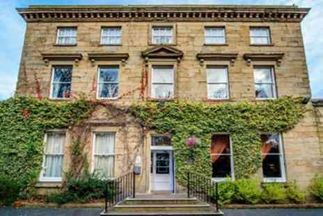 Healds Hall -  Overnight stay for two with full English breakfast - Save 47%