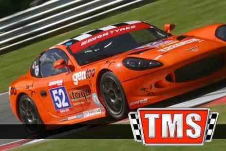 Tockwith Motor Sports - £8 for 90 Minute Track Hire for Driver Training - Save 60%