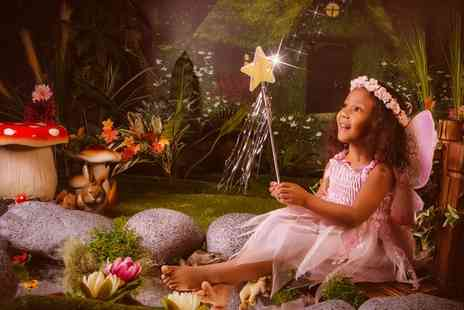 Paul Johnson Photography  - Fairytale Photoshoot with Costumes and Prints  - Save 95%