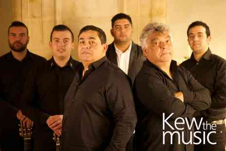 Gipsy Kings - Gipsy Kings Live at Kew the Music on 17th July 2016  - Save 0%