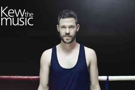 Will Young - Will Young Live at Kew The Music on 13th July 2016 - Save 0%