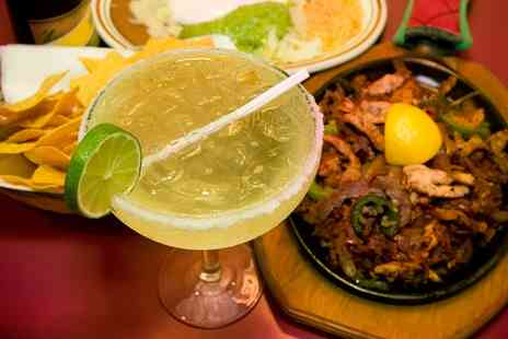 Nachos Mexican Restaurant - Mexican Meal with Nachos and an Optional Cocktail for Two  - Save 46%