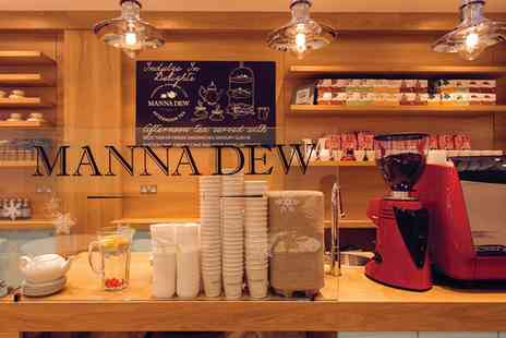 Manna Dew - Afternoon Tea for Two - Save 0%