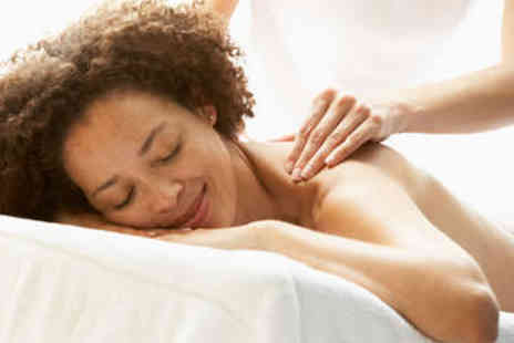 Beauty SophiasWay  - Hot Stone or Swedish Massage - Save 62%