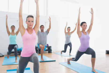 London Fitness Classes - Ten Fitness Classes - Save 75%