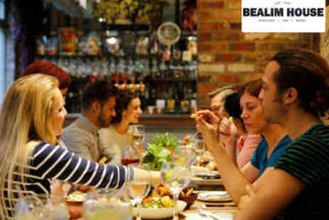 Bealim House - Sharing Platter and Gin and Tonic for Two - Save 53%