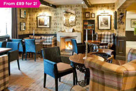 The Shireburn Arms - One or Two Night Stay for Two in Standard Double or Twin Room with Daily Full English Breakfast - Save 0%