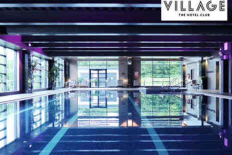 Village Spa - Spa Day with ESPA Treatment and Use of Facilities - Save 50%