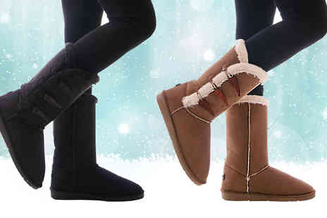 Solewish - Womens Winter Boots - Save 80%