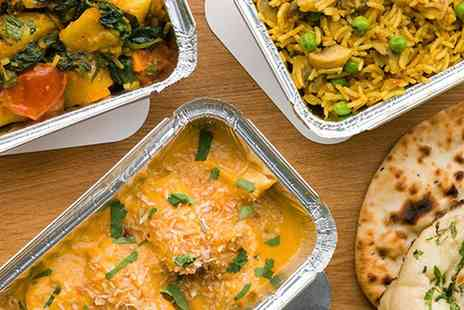 Khyber Pass - Indian Takeaway for Two - Save 0%