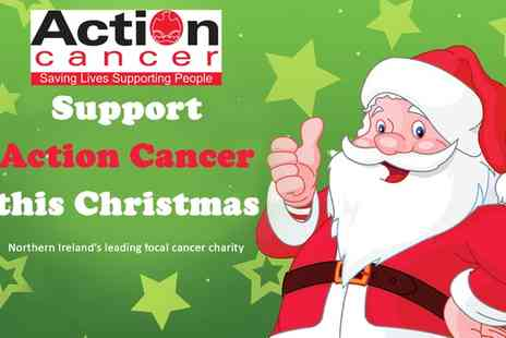 Action Cancer - Donate £5 to £50 to Action Cancer - Save 0%