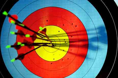 Universal Sports Arena - One Hour Archery Session for One - Save 33%