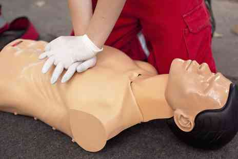 First Aid Training Organisation - EFAW Course With Three Year Certificate For One - Save 0%
