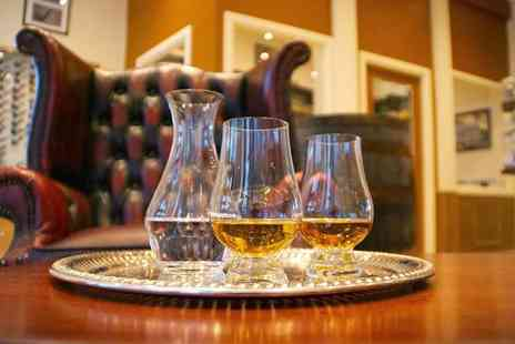 Jeffrey st Whisky and Tobacco - Whisky tasting of three 25 ml malt whiskies and one x 25 ml blended whisky  - Save 0%